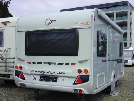 TEC Travel King 460