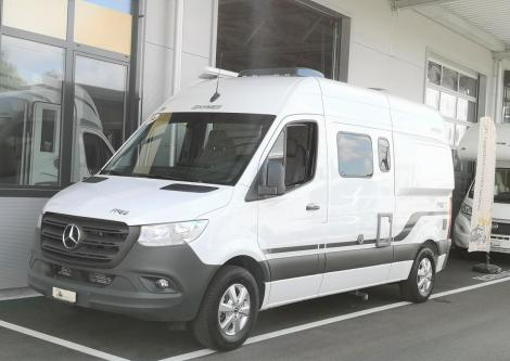 Hymer Free 600 S, Mercedes-Benz 143PS