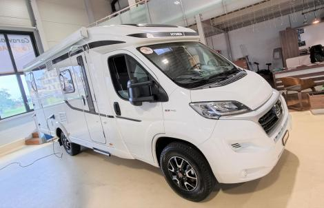 Hymer Exsis-T 580 Pure, Fiat Ducato 2.3 MJT