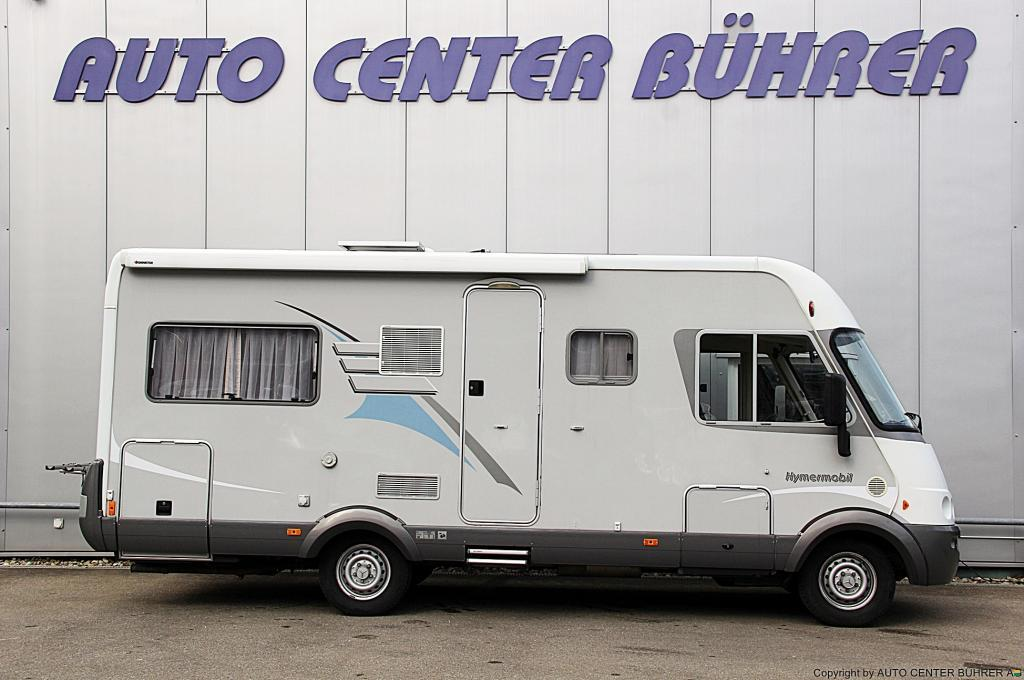 hymer hymermobil star      ps wohnmobil