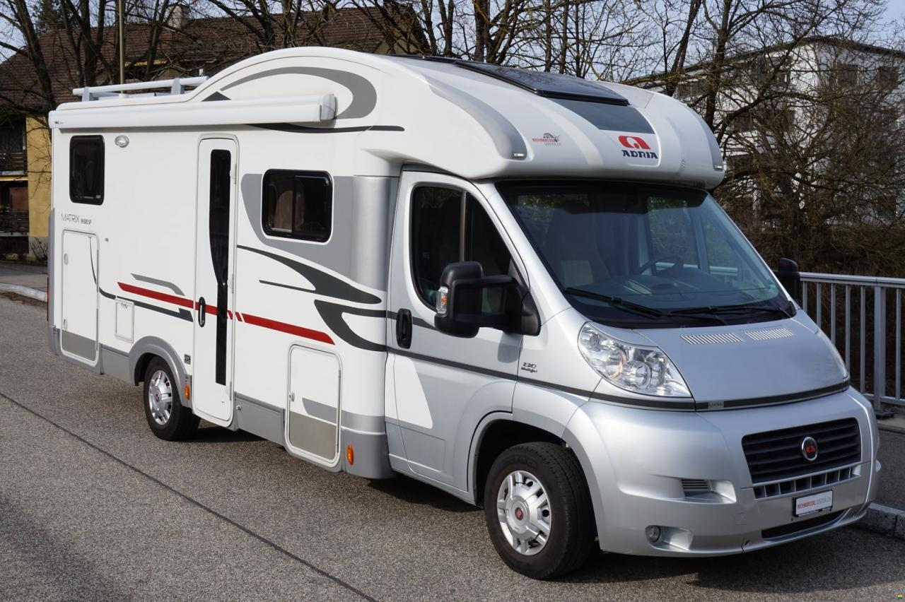 adria matrix m680 sp  fiat ducato 2 3mj 130ps
