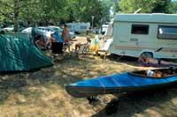 Camping am Grossen Mochowsee