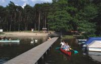 Camping am Leppinsee