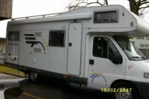 Hymer Hymercamp Swing 644