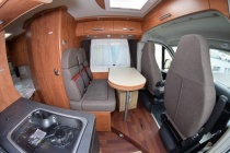 malibu Van 600 low Bed Kastenwagen