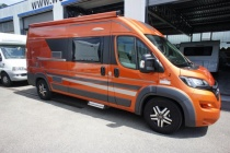 Adria Twin 660 SP Forest Alde Fourgonnette
