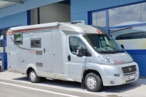 Fiat 2.3MJT 130PS Travel Van T620 Bürstner