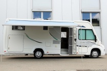 Chausson EXALTIS I 1777 2,3 DIESEL 131 PS 6-GANG