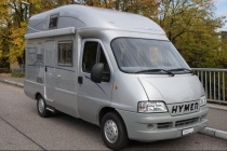 Hymer Exis, Fiat Ducato 2.3 JTD 110PS