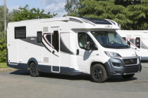 Roller Team Granduca 265P, Fiat Ducato 2.3MJ 150PS