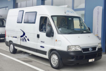 Fiat 2.3JTD 110PS Adria Sea Sloop 12.MT.Gar.