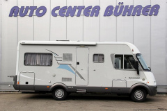 Hymer HYMERMOBIL STAR-LINE 655 2,7 D 156 PS Integriert