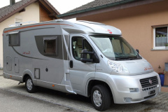 Bürstner Travel Van Van