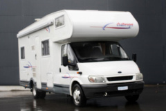 Ford Transit 125PS Challenger Alkoven