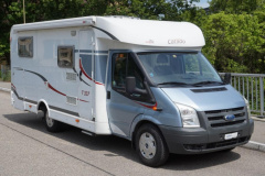 Carado T337, Ford Transit 2.2TDCi 140PS Teilintegriert