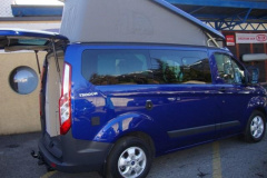 Westfalia Ford NUGGET Aufstelldach Fourgonnette