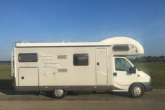 Hymer Camp 644 C Alkoven