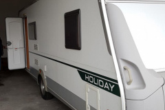 Eifelland Holiday Caravane