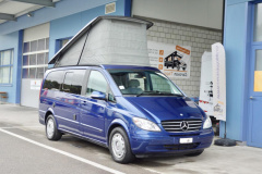 Mercedes Benz Westfalia, Automat, 2.2CDI 150PS Van