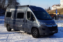 Globecar Summit 600 Plus  05/2018 Kastenwagen