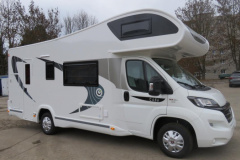 Chausson C656 Flash Alkoven