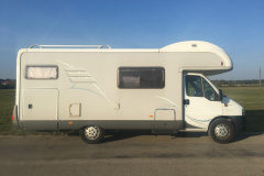 Hymer 644 C Alkoven