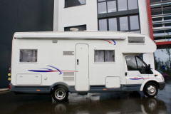 Ford Transit 2.4TDI 125PS Challenger Alkoven