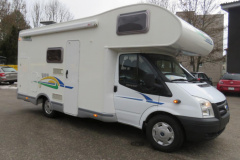 Chausson Flash 03 Alkoven