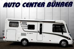 Hymer HYMERMOBIL EXIS-I 614 2,3 DIESEL 148 PS Integriert