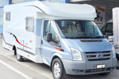 Carado T 344, Ford Transit 2.2TDCI 140PS Teilintegriert