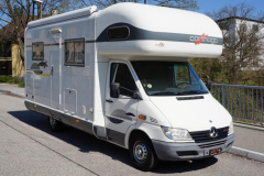 Carthago Chic 44, Mercedes Sprinter 316CDI 158PS Alkoven