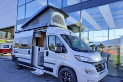 Hymer Free 600 Campus Fourgonnette
